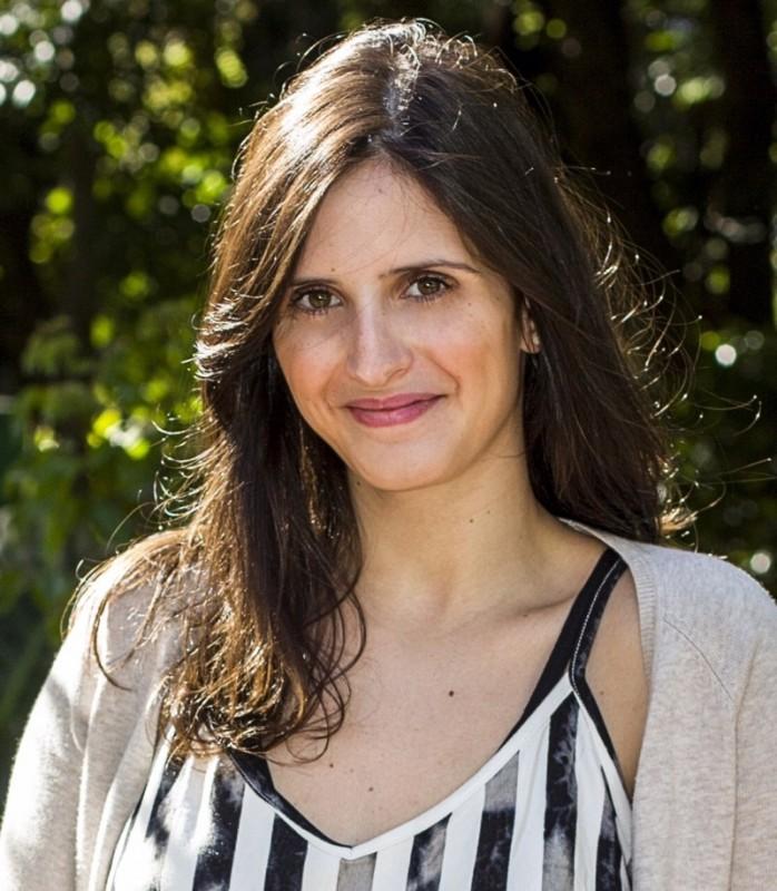 Caroline, que ministrou curso em Porto Alegre, diz: 'é preciso aproveitar o que se tem de melhor na cabeça'