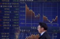 Resultados corporativos mais fracos no país asiático podem significar um freio nos salários e nos gastos