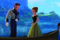 Sucesso Frozen ganha versão em musical da Broadway
