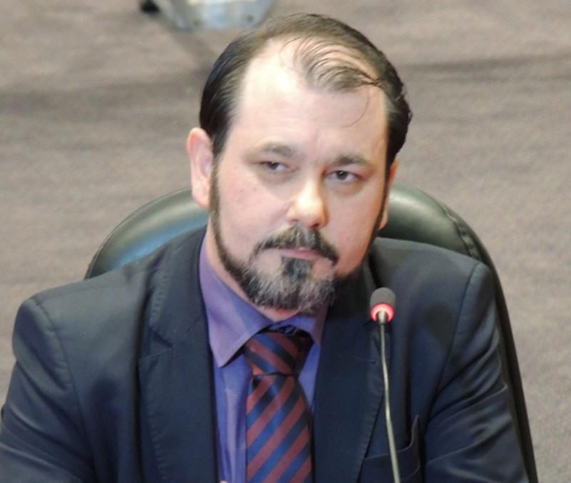 Delegado Emerson Wendt substitui Guilherme Wondracek