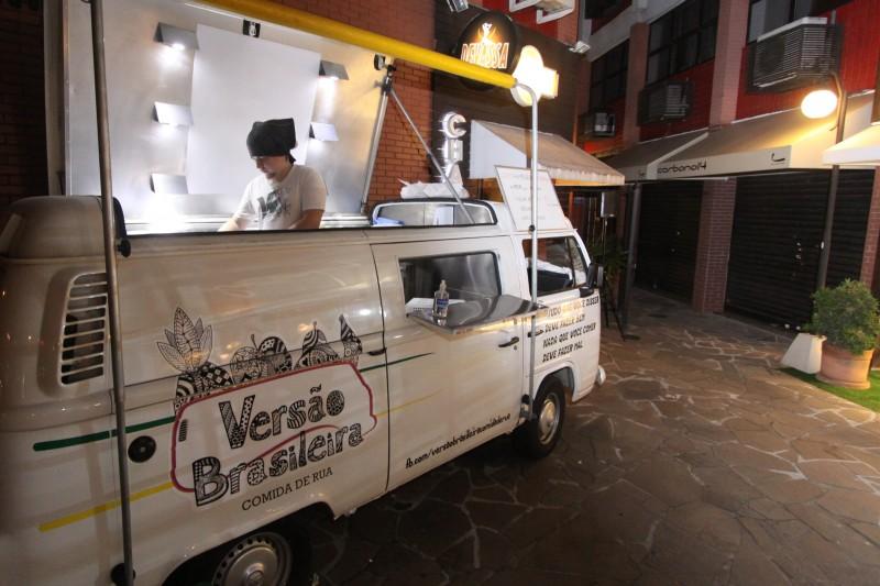 Food trucks ficarão em locais pré-estabelecidos, obedecendo a rodízios