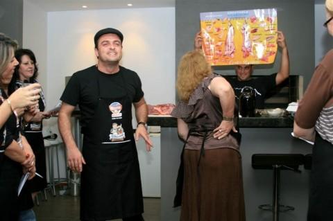 Mauro Camargo durante curso
