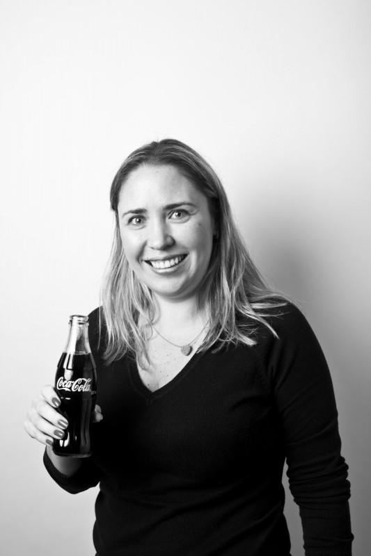 Diretora de Marketing Integrado da Coca-Cola Brasil, Adriana diz que empresa passa por uma virada