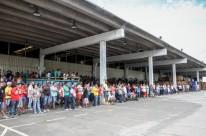 Funcionários reclamam do descumprimento de direitos trabalhistas