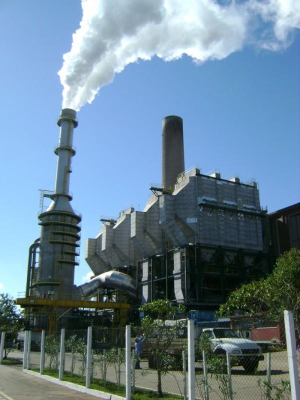 Usina reduziu a produção de 72 MW para 36 MW