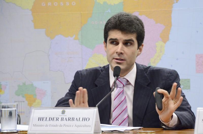 Ministro Barbalho quer licitar o primeiro bloco ainda neste semestre