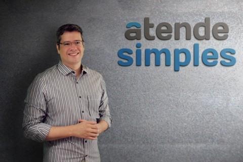 Andre Santos, fundador da Atende Simples, #NaBatalha dos serviços