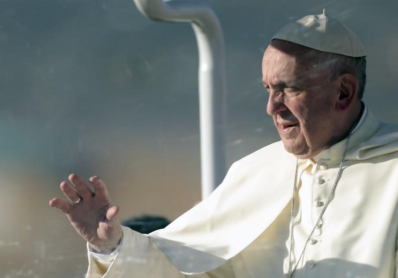 As promessas de campanha de Trump não agradaram o Papa Francisco