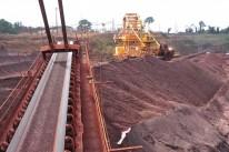 Produção de minério da Vale no 1º trimestre cai 12,2%