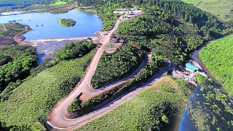 PCH Cazuza Ferreira tem capacidade instalada de 9,1 MW, o que permite atender mais de 30 mil pessoas