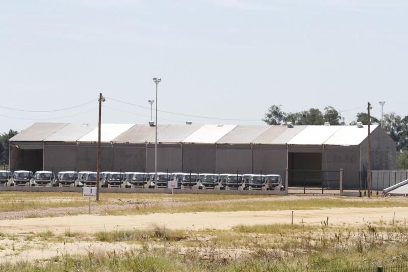 Fabricante de caminhões chinesa se prepara para fechar a escritura da compra de área de 100 hectares