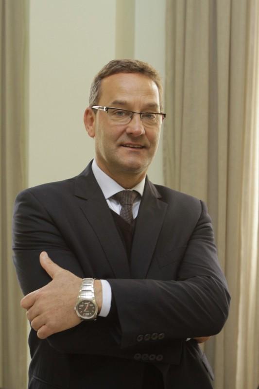 Diretor executivo Valmor Kerber