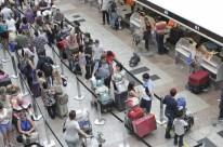 O déficit na conta de viagens ficou em US$ 190 milhões no primeiro mês do ano