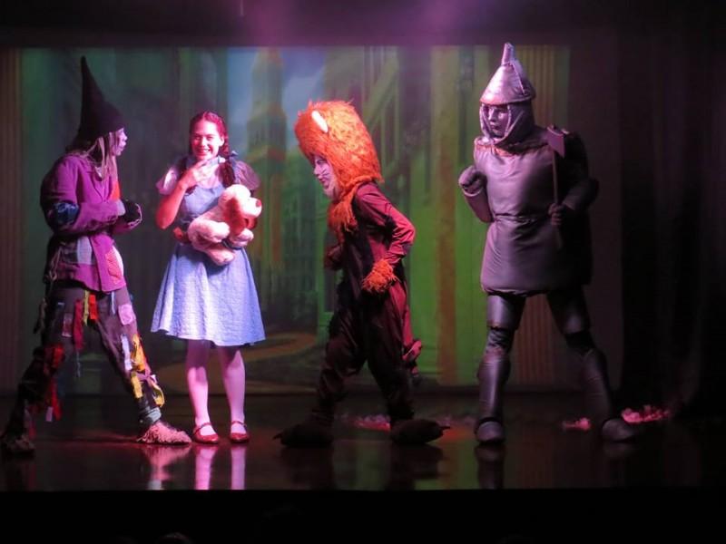 Teatro Zé Rodrigues apresenta sessões de O mágico de Oz nas tardes de sábado