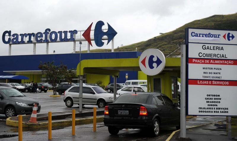 Lucro líquido do Carrefour cai 3,4% no segundo trimestre