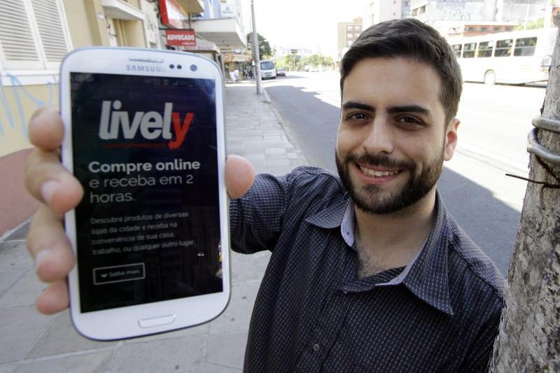 Corrêa diz que Lively será uma grande loja de departamento on-line