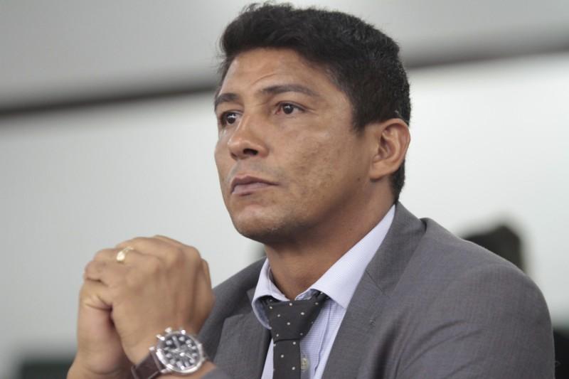 O deputado Mário Jardel foi indiciado