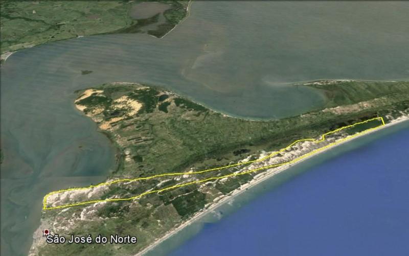 Área onde vai ocorrer a atividade possui cerca de 4,9 mil hectares