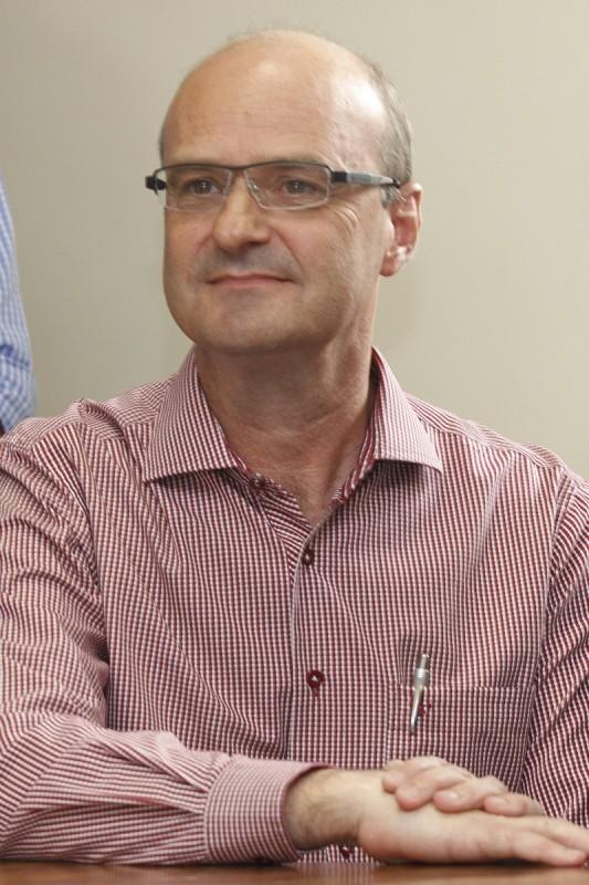 Gerson Burmann é o nome  mais forte entre os pedetistas