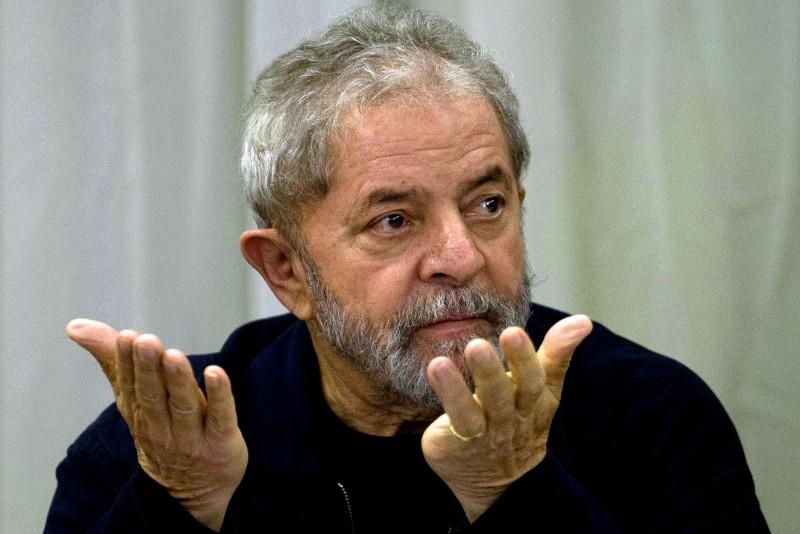 Lula é um dos alvos da 24° fase da Lava Jato
