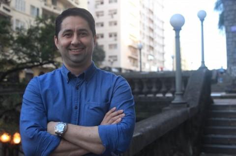 Michel Costa é CEO e fundador da empresa gaúcha ITS Tecnologia