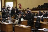 Sessão priorizou projetos sobre mulheres na Capital.