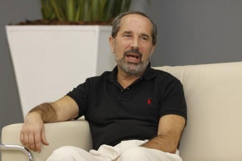 Entrevista com Marc Weiss sobre  como ajuda a desenvolver o empreendedorismo no Rio Grande do Sul
