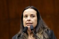Juliana Brizola criticou a relação do governo com os partidos aliados