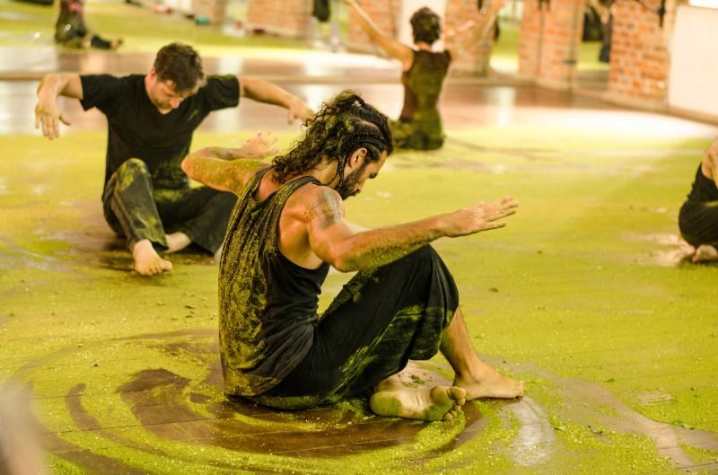 Primeira apresentação do espetáculo de dança Verde (In)tenso será nesta sexta-feira
