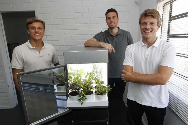 Kollmann, Haeffner e Mattioda esperam faturar R$ 600 mil com a produção dos aparelhos neste ano