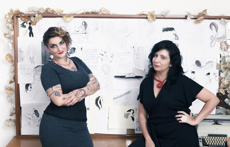 Clara Averbuck e Eva Uviedo lançam Toureando o diabo