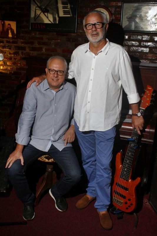 Pedro Bisch Neto e Cezar Franarin integram o grupo Nota Só