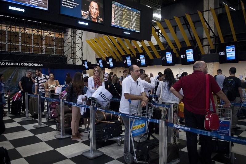Terminal paulista passaria a receber voos executivos internacionais que chegam à cidade