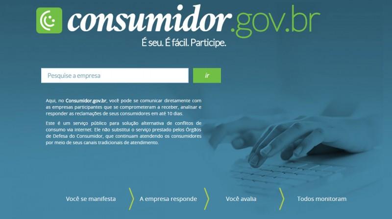 Os dados foram divulgados pelo Ministério da Justiça, durante cerimônia de posse do comitê gestor do site