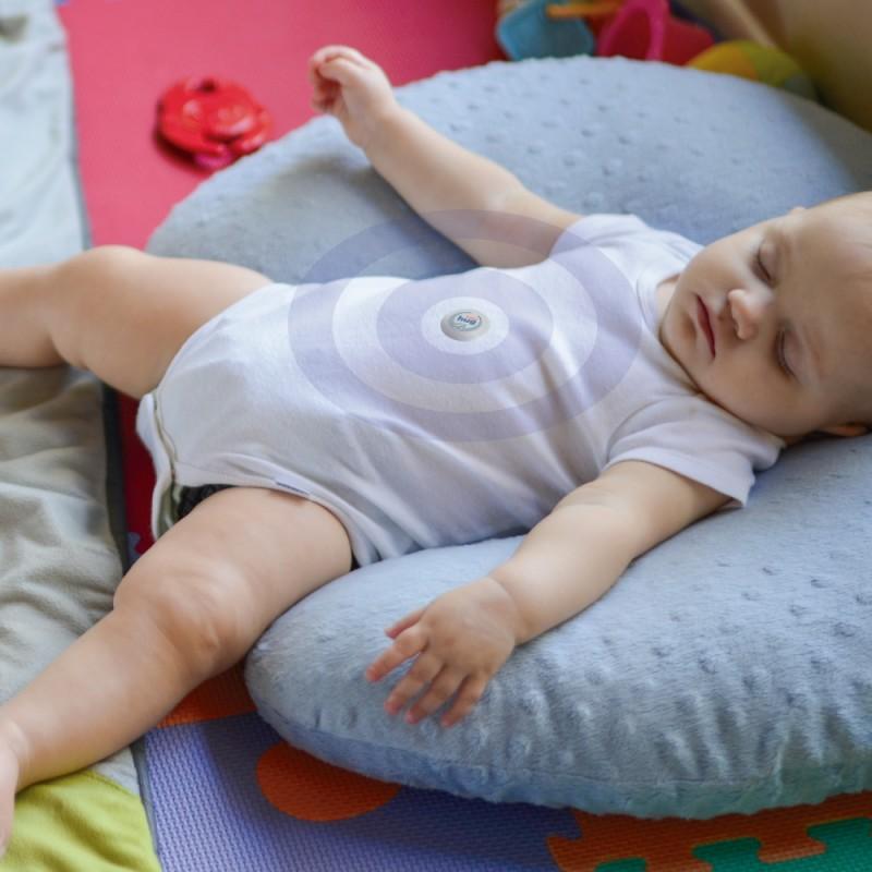 Dispositivo permite que os pais monitorem a criança de longe