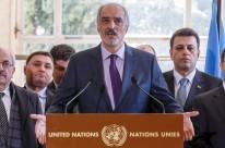 Jaafari classificou reunião em Genebra como 'positiva e construtiva'