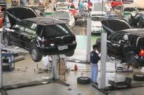 Consertos de veículos demoram por falta de peças de reposição