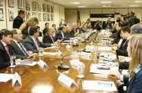 Reunião em Brasília contou com pelo menos 15 governadores em busca de renegociação
