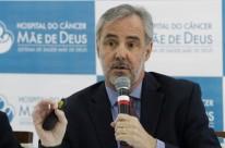 Segundo Carlos Barrios, aparelho de radioterapia a ser adquirido só existe em outros dois locais no Brasil