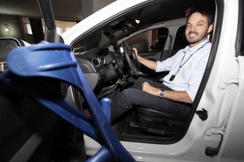 Locadora de carros adaptados Adapta Drive é aposta de Gustavo Wapler, que sofreu uma lesão medular em 2011