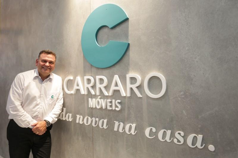 Carraro tem 25% do faturamento originado na exportação, diz Francio