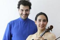 Artistas argentinos fazem recital no Instituto Ling