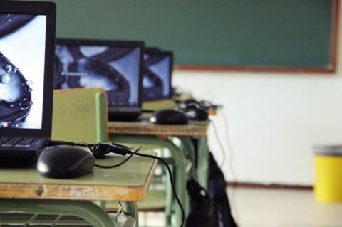 JC EMPRESAS & NEGÓCIOS - EDUCAÇÃO A DISTÂNCIA - EAD - COMPUTADOR - SALA DE AULA - CRÉDITO VISUAL HUNT