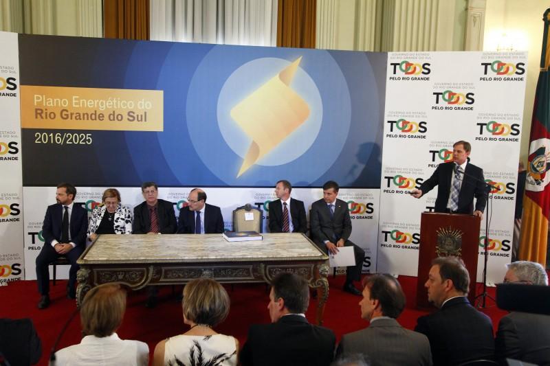 Rio Grande do Sul será conhecido como um exportador de energia, aposta Redecker (d)