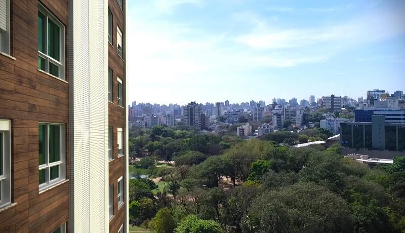 Moinhos Park, residencial com serviços de hotelaria em Porto Alegre