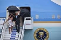 Norte-americano e família se encontrarão hoje com Raúl Castro e permenecarão na ilha até terça-feira