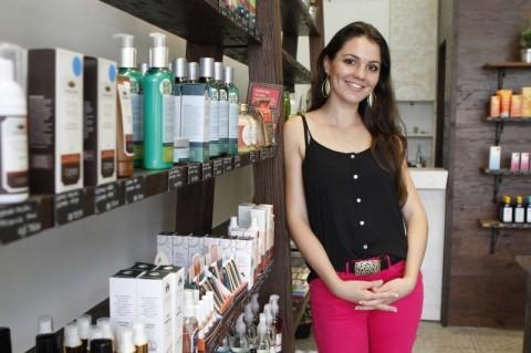 Entrevista com Verônica Sanford, proprietária da Capim Eco Cosméticos,