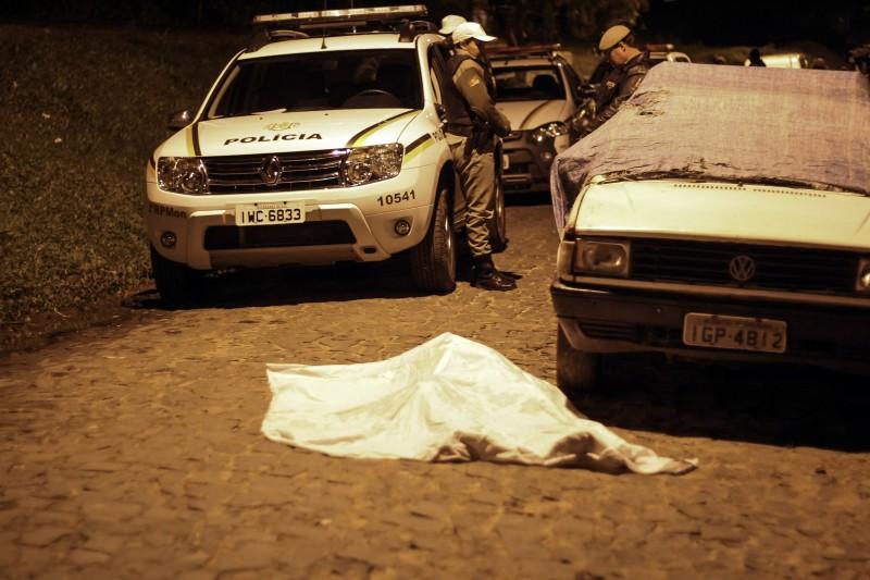 Taxa em 2014 foi de 29,1 assassinatos/100 mil pessoas no Brasil e de 18,5/100 mil no Rio Grande do Sul