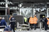 Aeroporto internacional de Zaventem fica fechado para voos comerciais até esta sexta-feira
