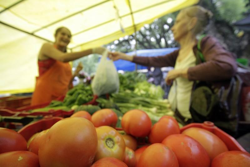 Responsáveis por 46% do índice, alimentos desaceleraram fortemente